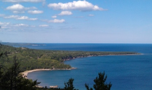 Lake Superior in warmer times.